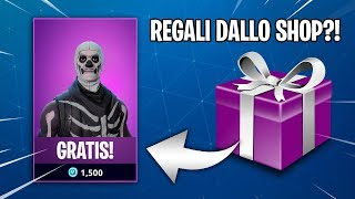 "🔴 NEW MODALITY ""REGALO!"" We Can Gift Skin to Friends - Fortnite Live."