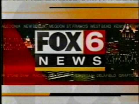 Fox 6 News opening 2006-woman voice over