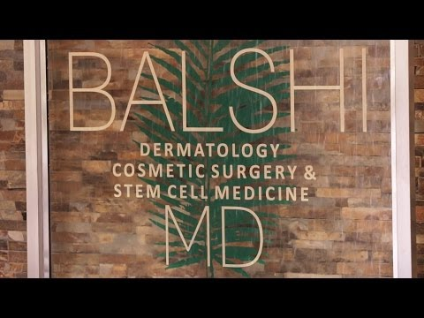 Healthcare / Dermatology / Signage / Signs for Dr. Balshi / Delray Beach / Florida / 33445