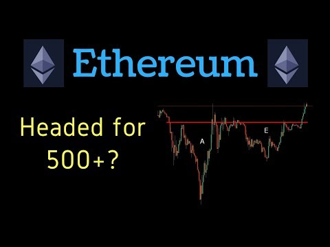 Ethereum: Headed for 500+?