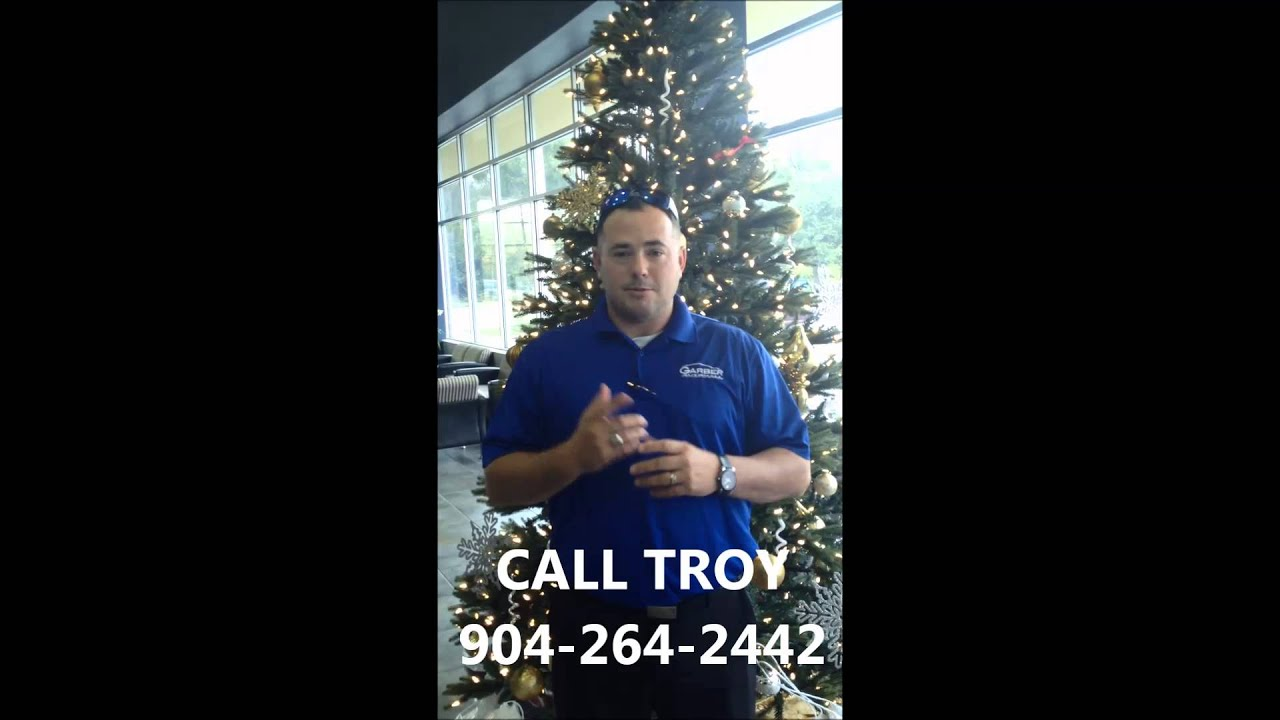 Meet Troy Cavas from Garber Automall Green Cove Springs FL