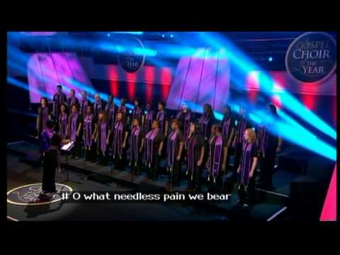 BIRMINGHAM COMMUNITY GOSPEL CHOIR-WHAT A FRIEND WE HAVE IN JESUS