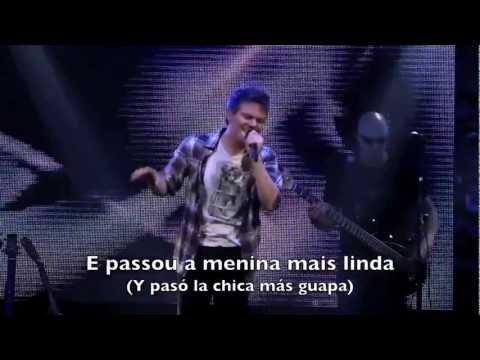 Michel Telo - Ai Se Eu Te Pego - Subtitulado Español - HD