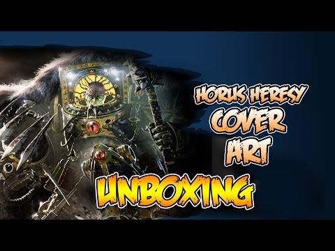 Horus Heresy Novel Cover Art - Black Library