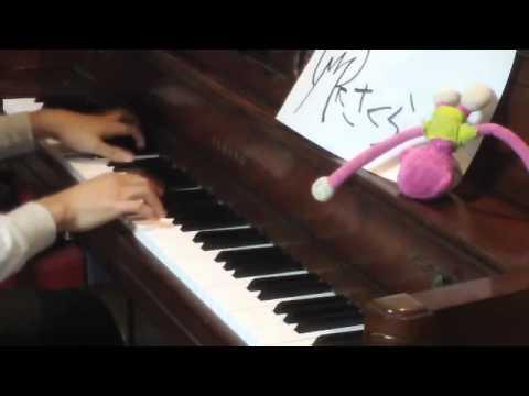 「千本桜 (Senbonzakura)」を弾いてみた 【Piano】