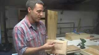 How To Build Your Own Kitchen Cabinets: Part 6f - Installing The Drawer Fronts