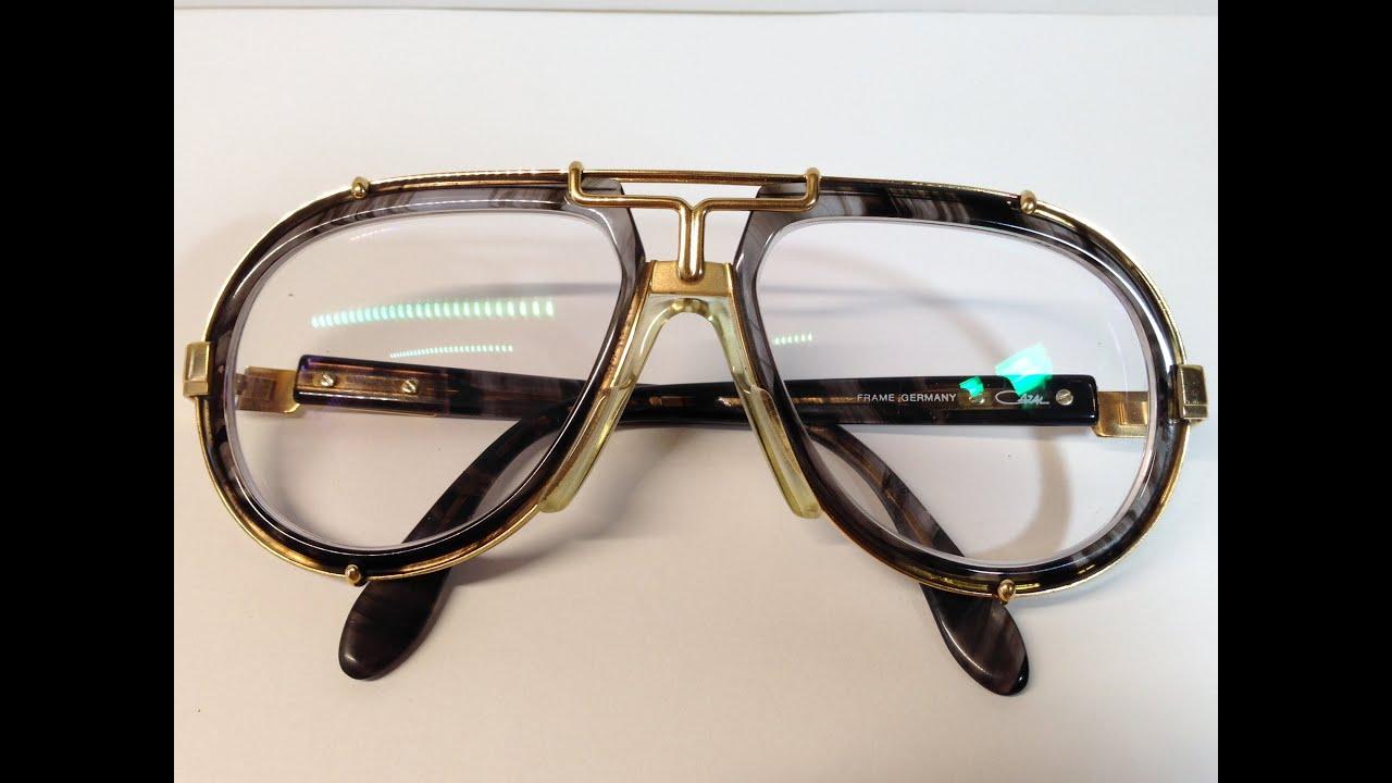 f1ff41fa894d1 ENGLISH) The Vintage Eye (Episode 02) - Cazal 642 Vintage Sunglasses ...