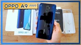 พรีวิว OPPO A9 (2020) กล้องหลัง 4 ตัว แต่จอ HD ?