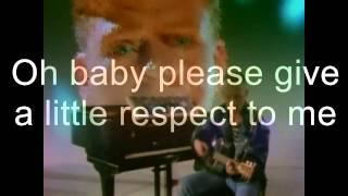 A Little Respect - Erasure