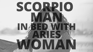 Woman bed scorpio in Loving a