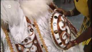 Бразильский карнавал с немецким акцентом(Карнавал в Рио-де-Жайнейро - это событие года. В нынешнем сезоне на нем представлена Германия. Другие видео..., 2013-02-13T09:11:37.000Z)
