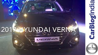 New 2017 Hyundai Verna Price, Features, Specifications, Mileage, Variants & All You Need To Know