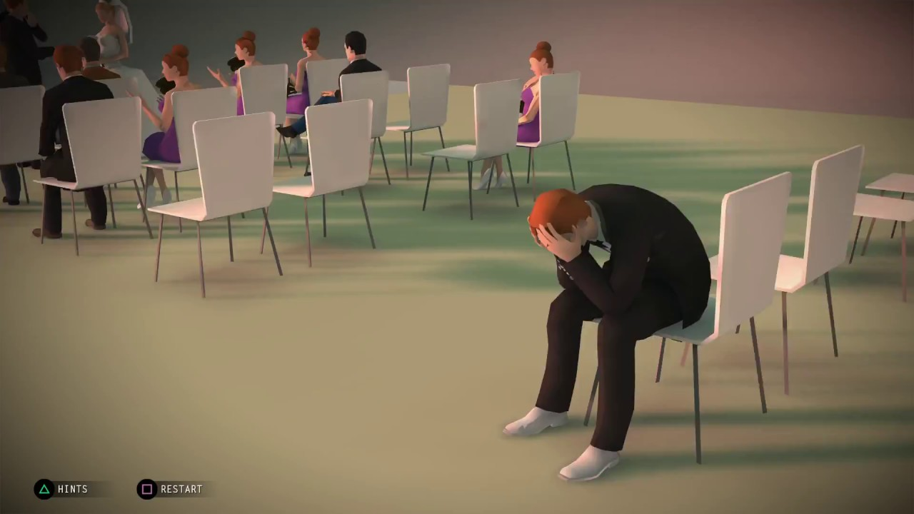 Hitman GO: Definitive Edition PS4 Gameplay - YouTube