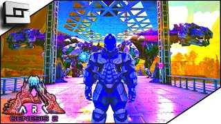 Breeding An Awesome Color Mutation In Ark Genesis 2!