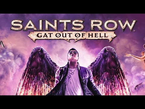 Saints Row: Gat out of Hell - Первый Взгляд