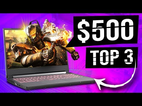 Best Laptop Under 500 Dollars 2019!