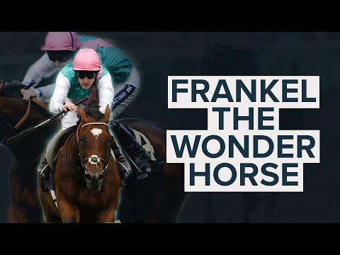 FRANKEL 'THE WONDER HORSE' | 7 AMAZING WINS