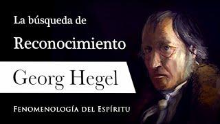 BÚSQUEDA de RECONOCIMIENTO (Georg W.F. Hegel) -  ¿Qué huella tiene el mundo de TI?