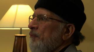 Tahirul Qadri on Muslims of India-Pak (BBC Hindi)