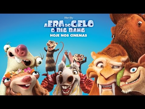 Trailer do filme A Era do Gelo: O Big Bang