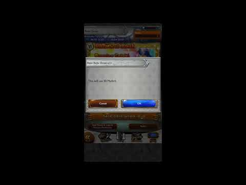 FFRK Strike Back at the Empire Relic Draw