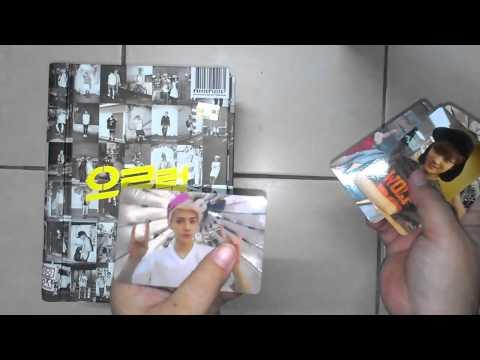 #Unboxing 11 EXO Growl Album 4 Copy