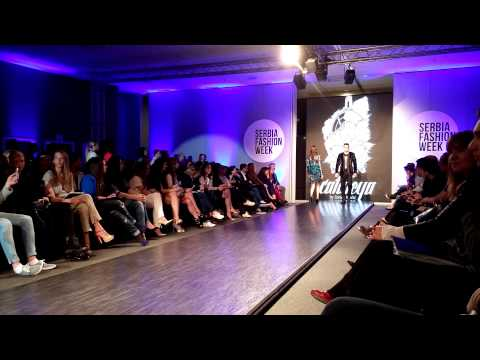 Cataleya by Zorana Miličić - Serbia fashion week