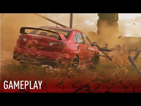 Gameplay: Forza Horizon 2