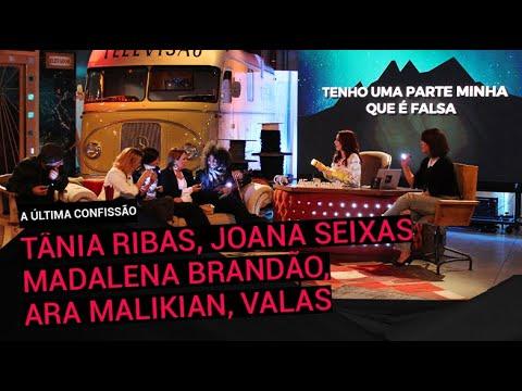 """""""A Última Confissão"""" c/ Tânia Ribas, Joana Seixas, Madalena Brandão, Ara Malikian e Valas"""