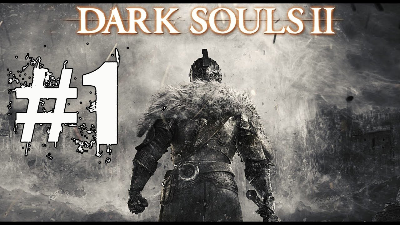 Dark Souls 2 2014 All Cutscenes Walkthrough Gameplay