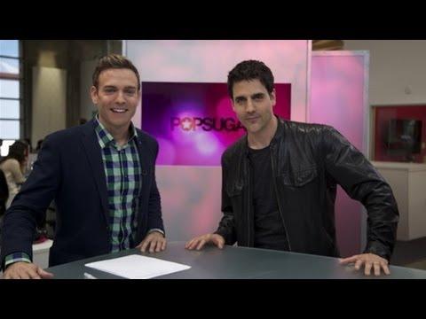 Rookie Blue Star Ben Bass Plays Our TV Cop Trivia Game! | POPSUGAR News