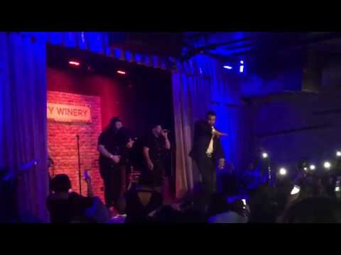 GINUWINE Perform Live in Chicago Thanksgiving 2016