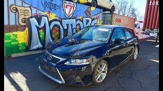 видео Запчасти для Lexus CT (Лексус СТ)