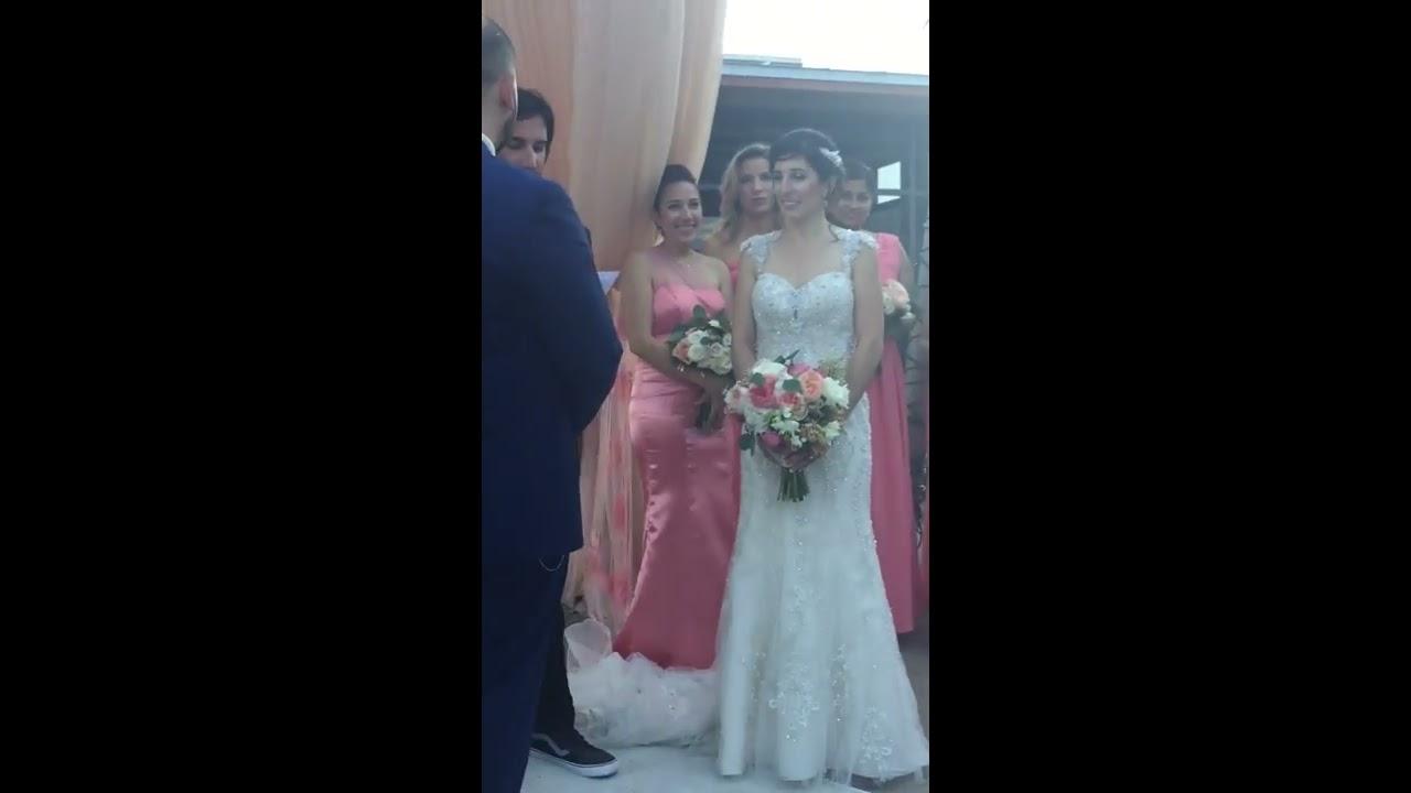 Officiant Speech Gone Too Far Alex Hayek At Little Sisters Wedding