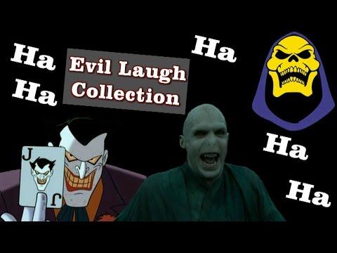 Evil Laugh Collection