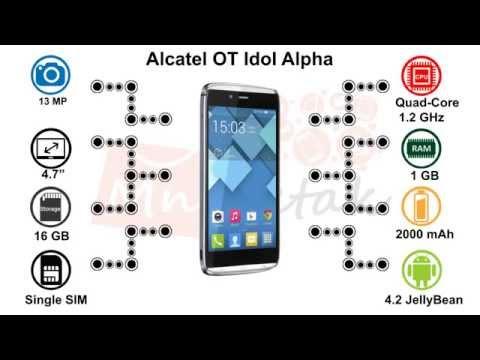 Alcatel One Touch Idol Alpha 6032X - MnBetak.com Official Video