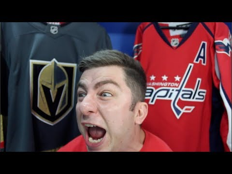 Cup Check - Game 4 - VGK 2, WSH 6