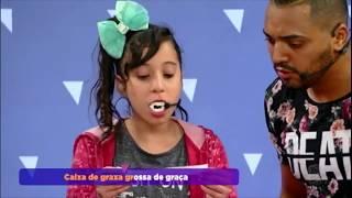 Tirullipa e Florentina fazem desafio de piadas para ajudar Laryssa thumbnail