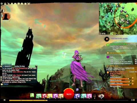 Guild Wars 2 Harp song Requiem of a Dream Using AutoHotKey