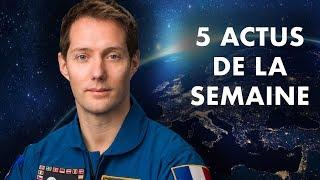 BAC CHAMBOULÉ, LES + RICHES DU MONDE, CRISE AU VENEZUELA, PESQUET... 5 actus de la semaine