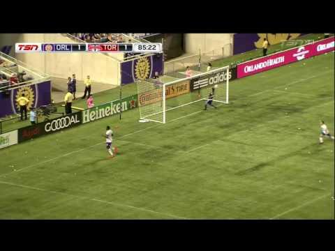 Jozy Altidore Goal - August 24, 2016