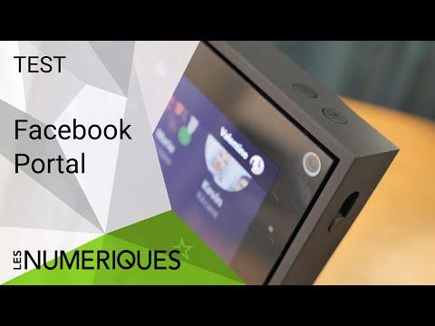 Facebook Portal : un assistant avec écran orienté WhatsApp et Messenger