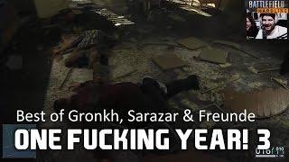 Video Best of Gronkh, Sarazar & Freunde - ONE FUCKING YEAR! 3 | Jahresrückblick download MP3, 3GP, MP4, WEBM, AVI, FLV November 2017