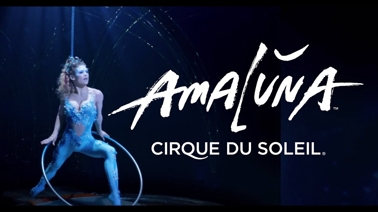 Amaluna By Cirque Du Soleil Official Trailer Youtube