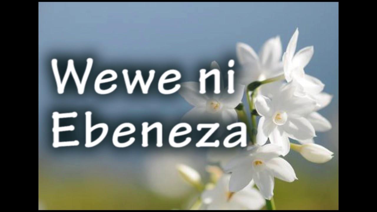 Download BEAT YA SIFA ~ WEWE NI EBENEZA.
