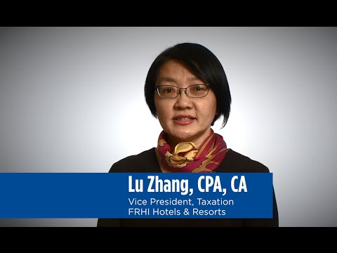 2 Minutes With A CPA: Lu Zhang, CPA, CA