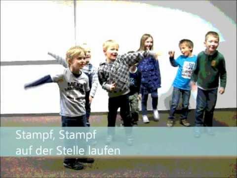 DIE 170 BESTEN MUSIKSPIELE - Spiel Nr. 8 - Körperinstrumente - Rainer Vollmann - Scherenberg Verlag