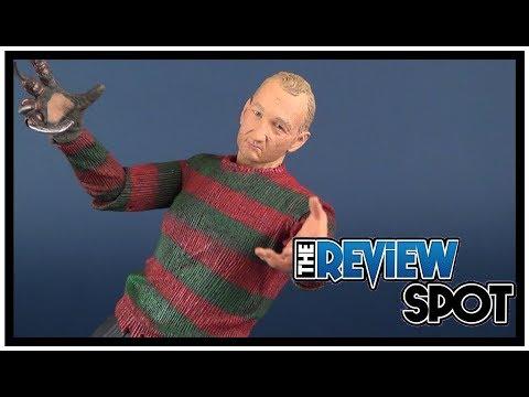 Throwback   NECA Freddy's Dead the Final Nightmare Springwood Slasher Freddy Krueger Figure