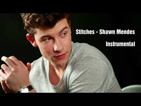 Shawn Mendes - Stitches  (Instrumental Version)