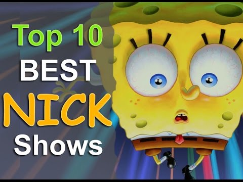 Top 10 Best Nickelodeon Shows